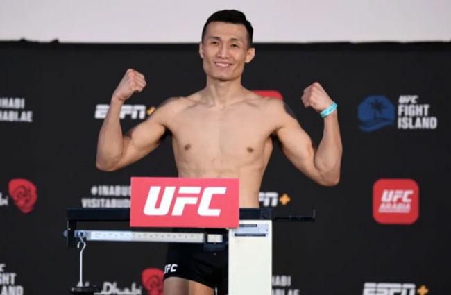 Photo of Resultados del pesaje de UFC Vegas 29: Jung vs Ige