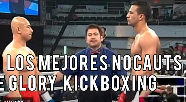 Photo of Vídeo los mejores nocauts de GLORY Kickboxing