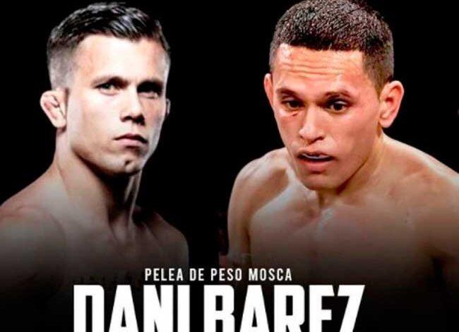 Photo of Dani Bárez puede conseguir un contrato en la UFC- Contenders  Series