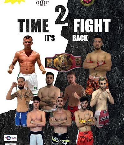"""Photo of """"Time to Fight it's Back"""" en Barcelona"""