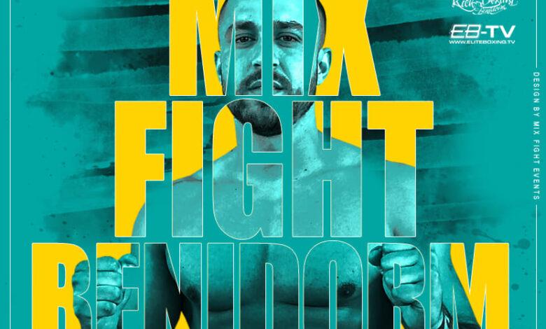 Photo of Mix Fight 48 -Benidorm