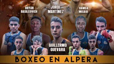 Photo of Boxeo en Proximia 28 AGOSTO en ALPERA VUELVE EL BOXEO