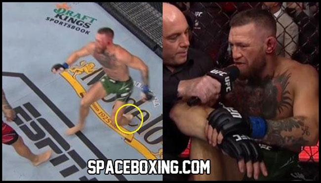 Photo of RESULTADOS UFC 264: McGregor sufre una grave lesión en la pierna; Dustin Poirier gana