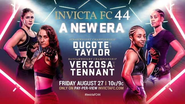 Photo of Resultados y video Invicta FC 44