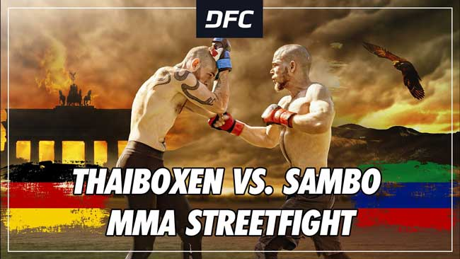 Photo of Vídeo Thaiboxen vs. Sambo | MMA Streetfight