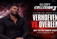 Photo of Rico vs Overeem – Video promoción  Glory Collision 3