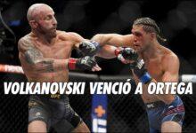 Photo of RESULTADOS DE UFC 266: VOLKANOVSKI VENCIÓ A ORTEGA