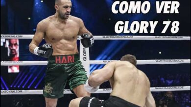 Photo of COMO VER GLORY 78  BARD HARI VS Arkadiusz Wrzosek