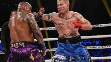 Photo of Bare Knuckle FIGHT NIGHT: MONTANA RESULTADOS