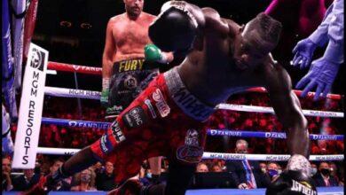 Photo of Tyson Fury gana  por KO en la trilogía con  Wilder