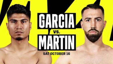 Photo of Mikey García vs Sandor Martin ,cómo verlo Gratis, fecha y hora